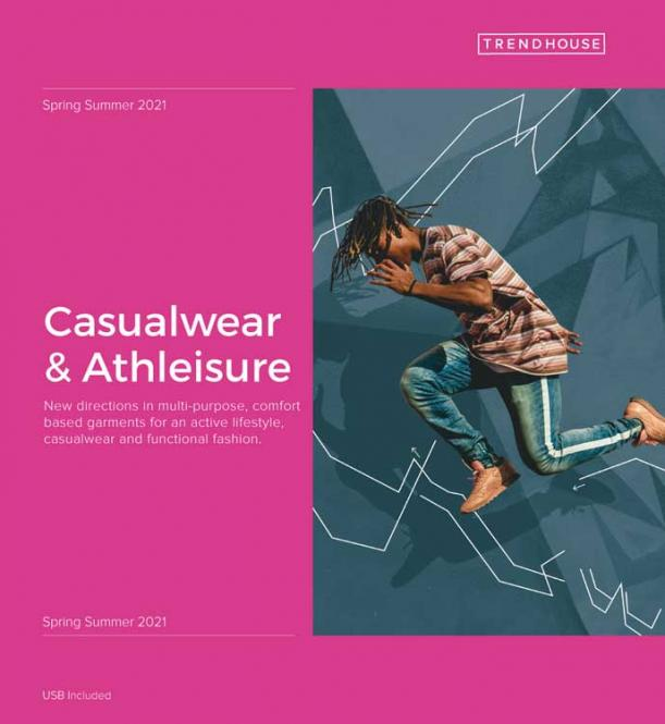 Trendhouse Casual & Athleisure S/S 2021 incl. USB-Stick