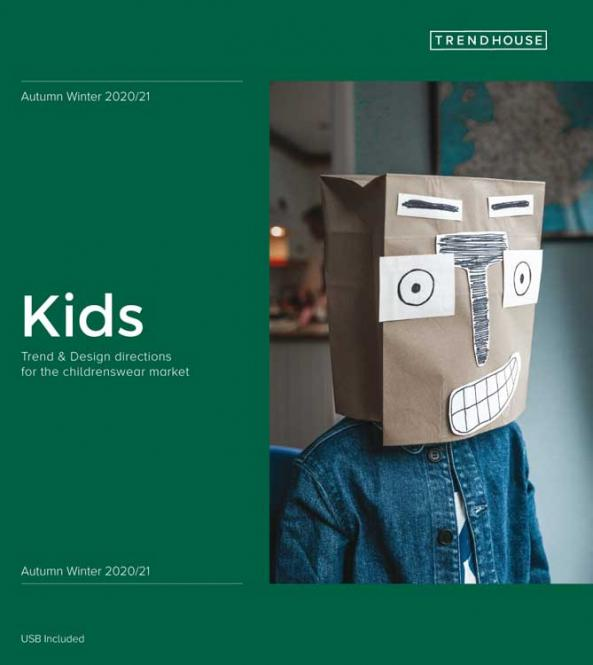 Trendhouse Kids A/W 2020/2021 incl. USB-Stick