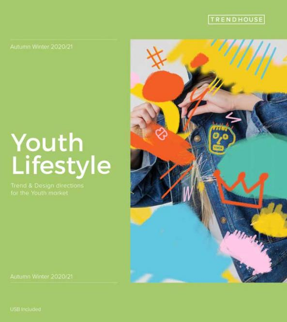 Trendhouse Youth Lifestyle A/W 2020/2021 incl. USB-Stick