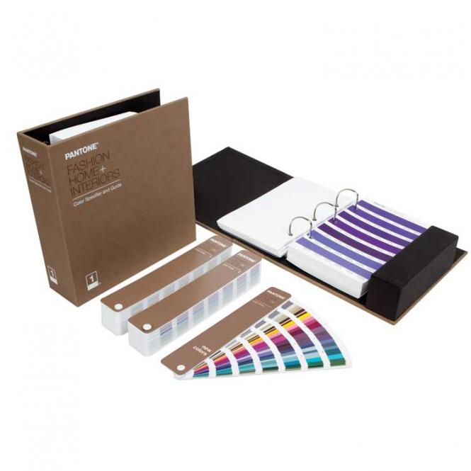 PANTONE Fashion Home + Interiors Color Specifier & Guide TPG incl. 210 new colors