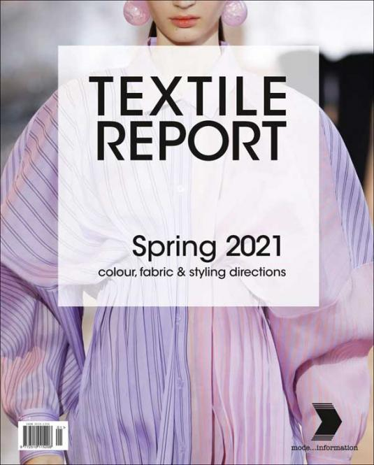 Textile Report no. 1/2020 Spring 2021