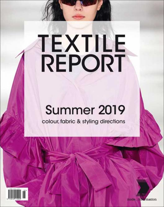 Textile Report no. 2/2018 S/S 2019