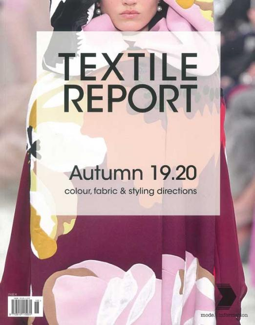 Textile Report no. 3/2018 Autumn 2019/2020