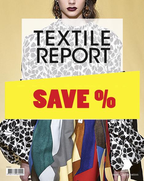 Textile Report no. 4/2016 A/W 2017/2018