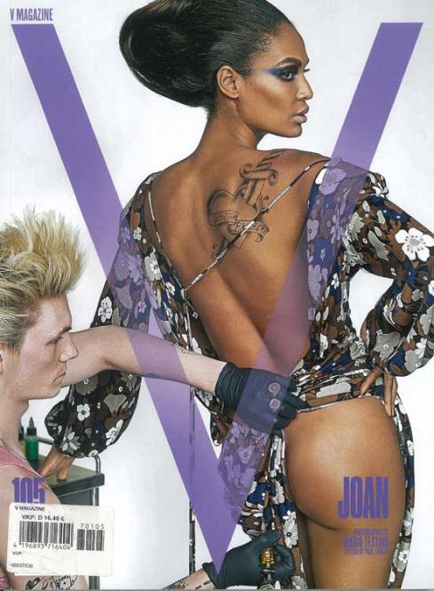 V Magazine no. 105