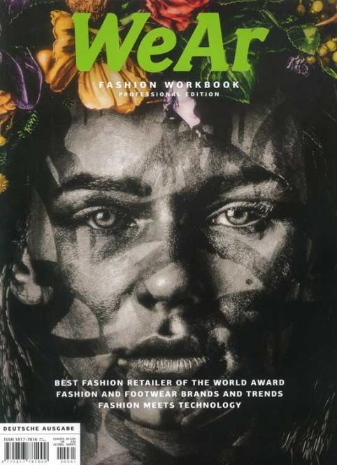WeAr Magazine no. 61 Deutsch