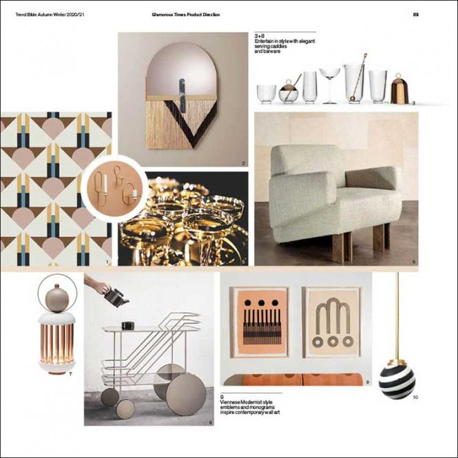 Home Interior Products: Trend Bible Home And Interior Trends A/W 2020/2021