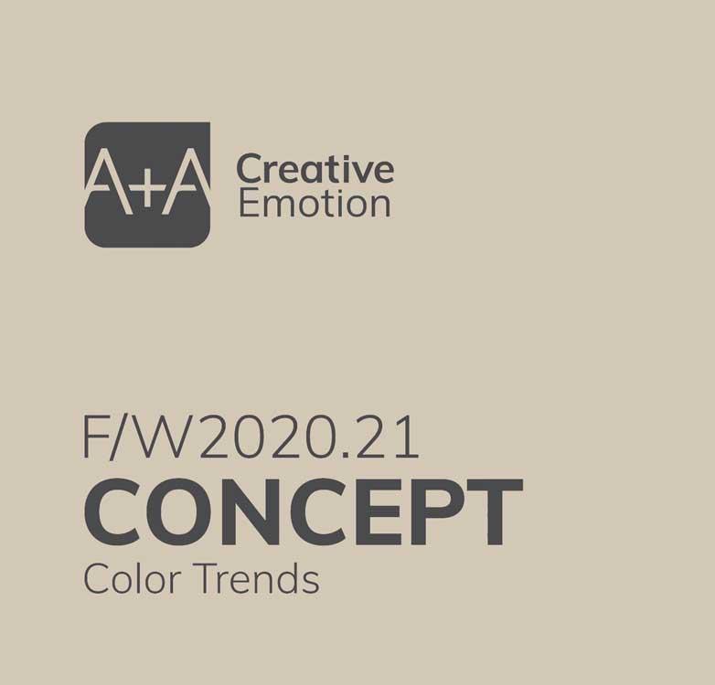 2020 Color Trends Fashion.A A Concept Color Trends A W 2020 2021 Mode