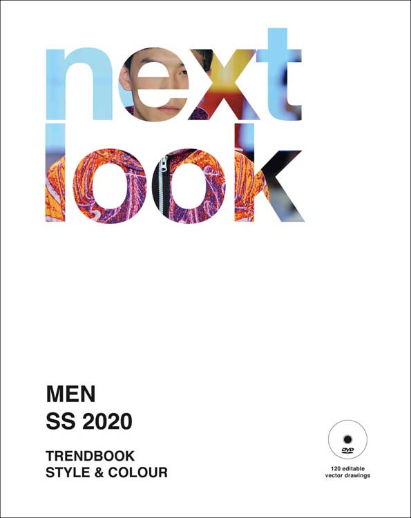 Next Look Menswear S/S 2020 Fashion Trends Styling incl  DVD