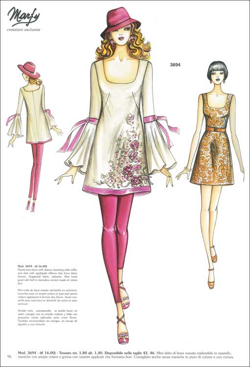 Marfy No 93 Mode Information Ltd Fashion Trend Forecasting And Analysis