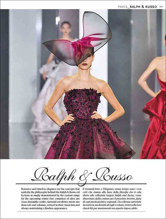 pest analysis haute couture Free essay: chanel's brand strategies analysis report  an  established presence in the designer and haute couture sector.