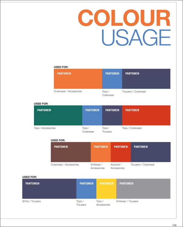 next look colour usage s s 2018 mode information ltd. Black Bedroom Furniture Sets. Home Design Ideas