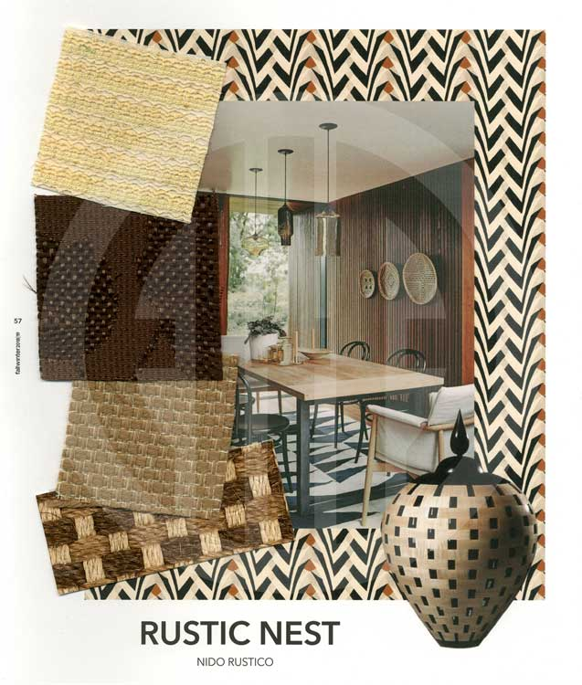 Home Design And Decor Trends To Look Out For In 2018: A + A Home Interior Trends A/W 2018/2019