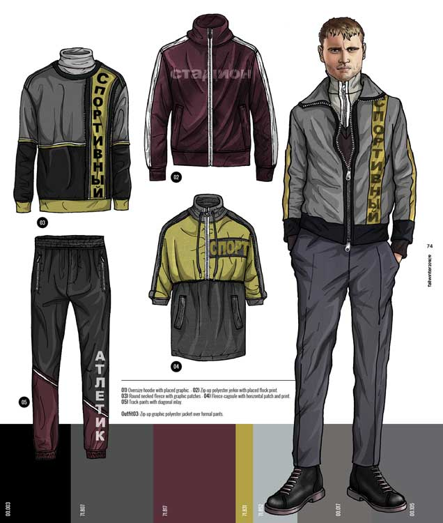 A + A Men's Fashion Trends A/W 2018/2019 incl. CD-Rom ...