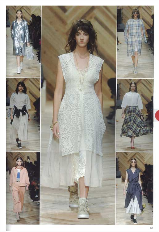 Book moda pret a porter catwalks no 134 mode for Pret a porter uk