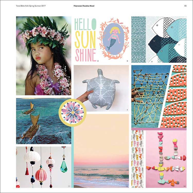 Trend Bible Kid's Lifestyle Trends For The Home S/S 2017