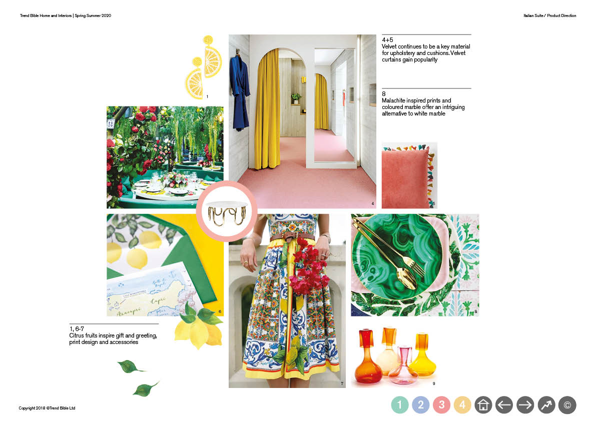 Trend Bible Home & Interior Trends S/S 2020   mode ...