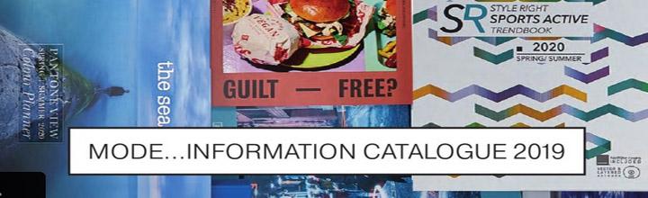 Catalogue 2019 - mode   information GmbH
